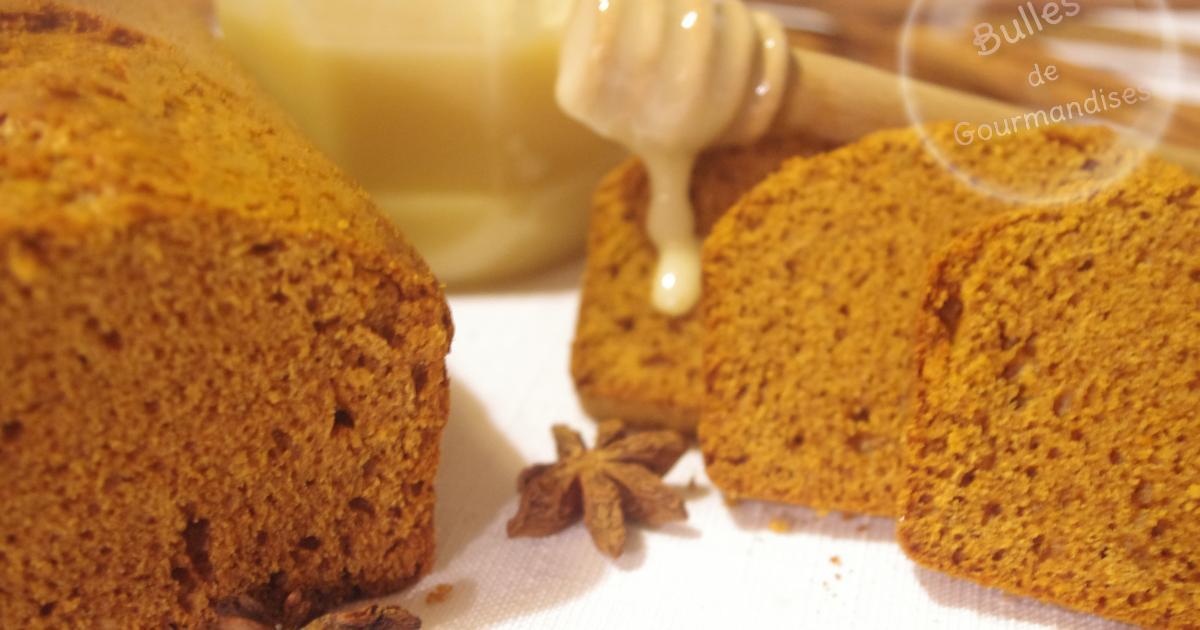 Recette pain d pices tout miel et sans oeufs 750g - Recette pain d epice sans oeuf ...