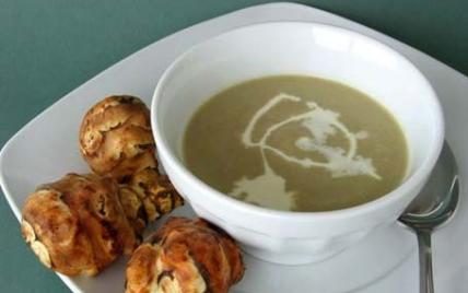 Recette soupe velout e et raffin e aux topinambours 750g - Cuisiner les topinambour ...