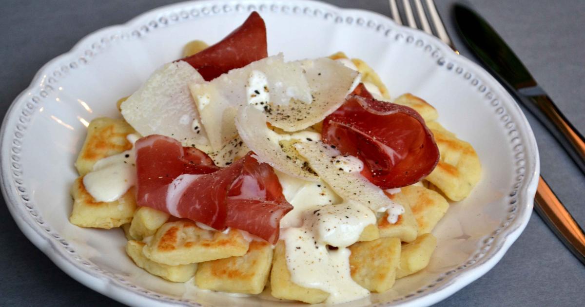 Recettes de gnocchis la po le les recettes les mieux - Cuisiner des gnocchis ...