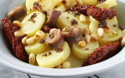 Recettes de salade de rattes du touquet les recettes les - Comment cuisiner les rattes du touquet ...