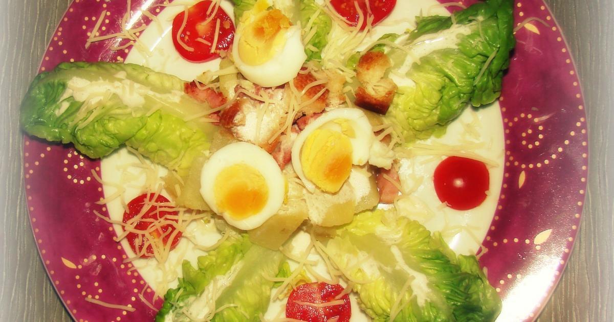 Recette salade vosgienne traditionnelle 750g - Cuisine tunisienne traditionnelle four ...