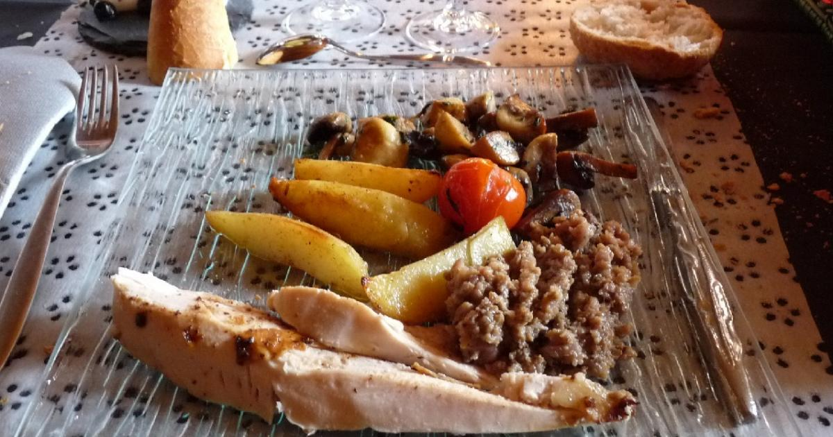 Recettes du chapon aux pruneaux les recettes les mieux - Cuisiner le chapon farci ...
