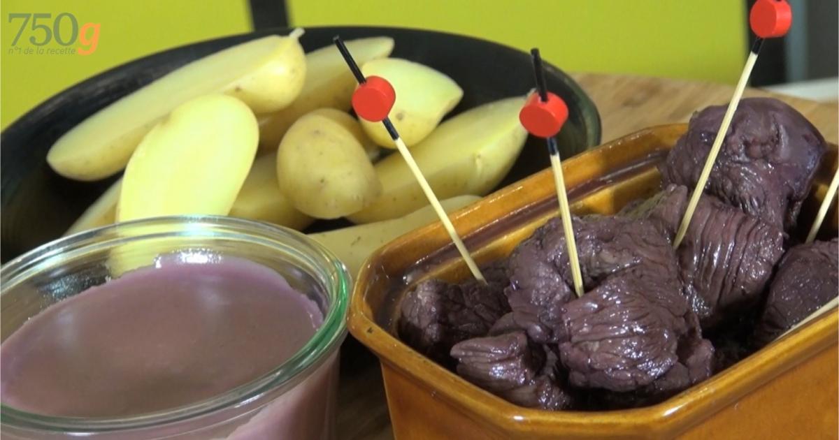 recettes sauce pour fondue vigneronne les recettes les mieux not es. Black Bedroom Furniture Sets. Home Design Ideas