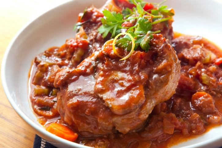 Recettes de jarret de veau les recettes les mieux not es - Comment cuisiner le jarret de veau ...