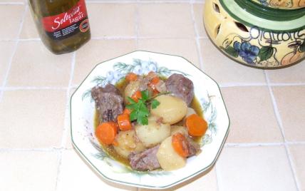 Recette cocotte de joues de porc en curry aux petits - Comment cuisiner une rouelle de porc cocotte ...
