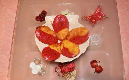 Recette madeleines aux betteraves rouges 750g Cuisiner les betteraves rouges