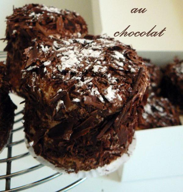 Recette du gateau merveilleux au chocolat