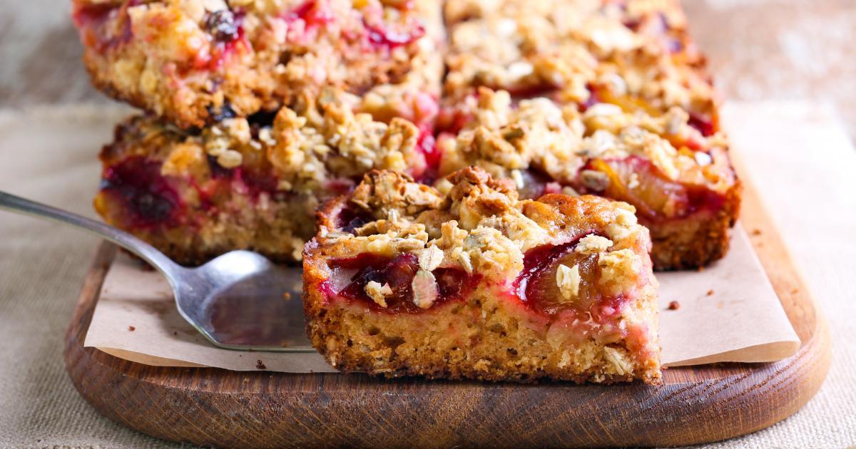 10 desserts originaux faire avec du muesli 9 photos for Menus originaux faciles