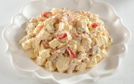 Recette salade pi montaise maison 750g - Cuisiner pour une personne ...