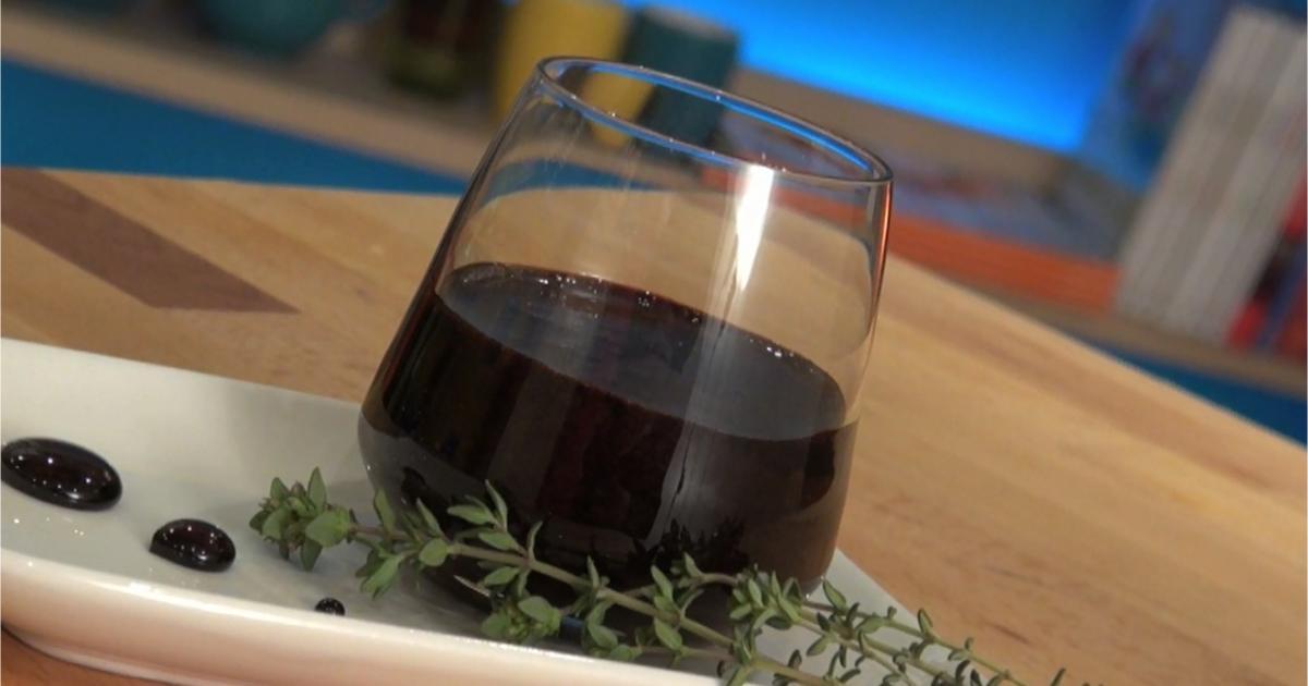 vinaigrette balsamique thermomix