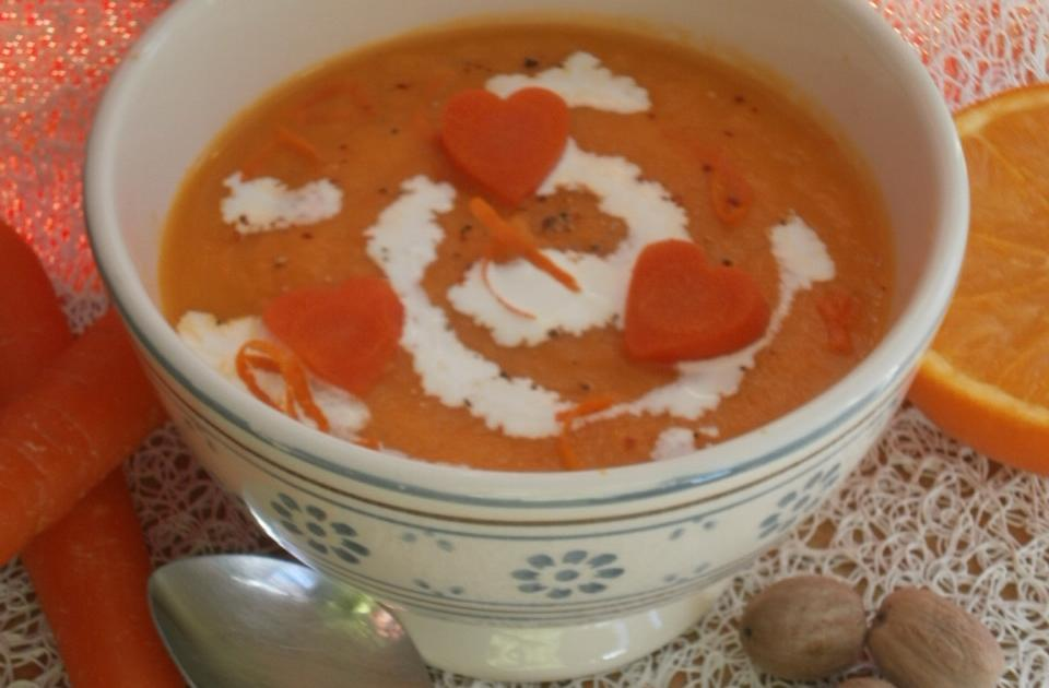 recette soupe la courge carotte et orange 750g. Black Bedroom Furniture Sets. Home Design Ideas