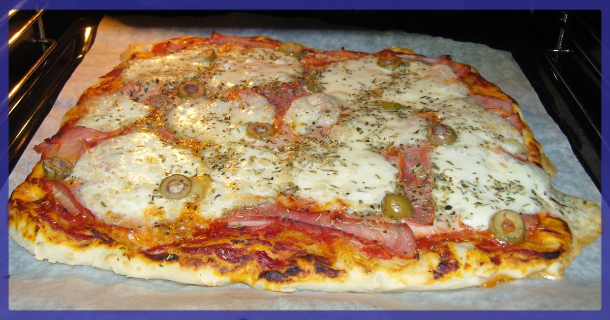 Recette Pizza Maison En Video