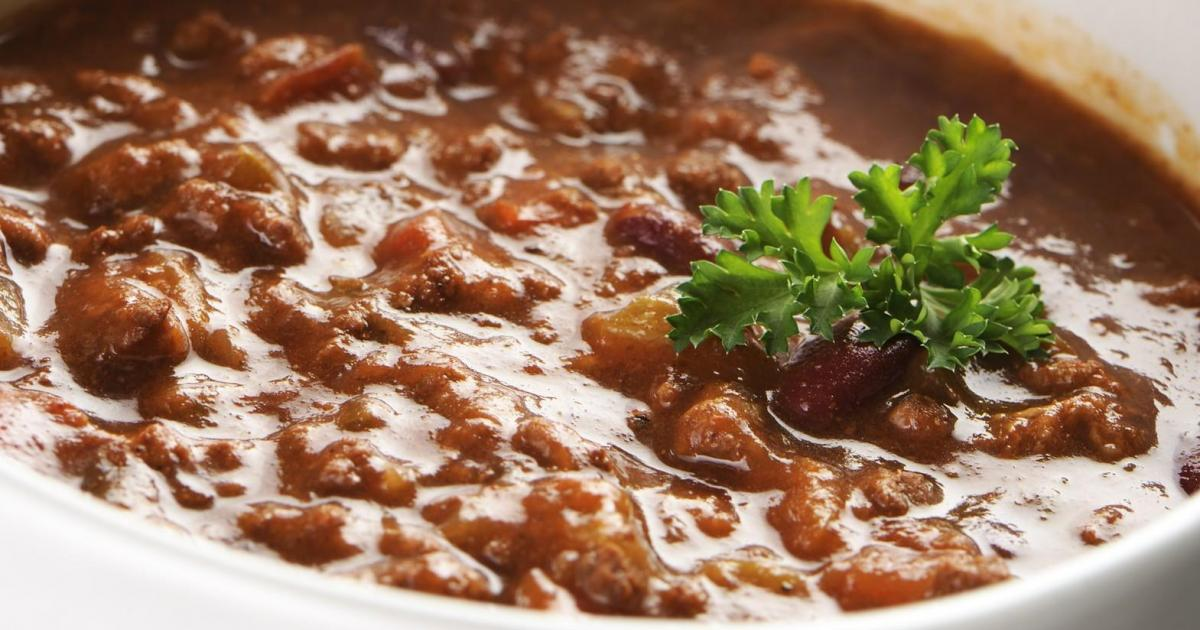 Recettes du chili con carne facile les recettes les mieux not es - Comment cuisiner les haricots rouges ...