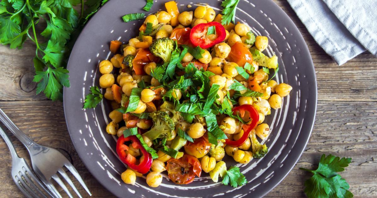 Recettes d'entrées végétariennes | La sélection de 750g