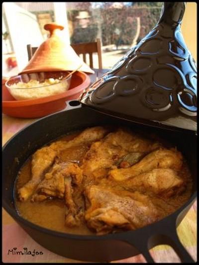 recette tajine de poulet aux oignons confits 750g. Black Bedroom Furniture Sets. Home Design Ideas