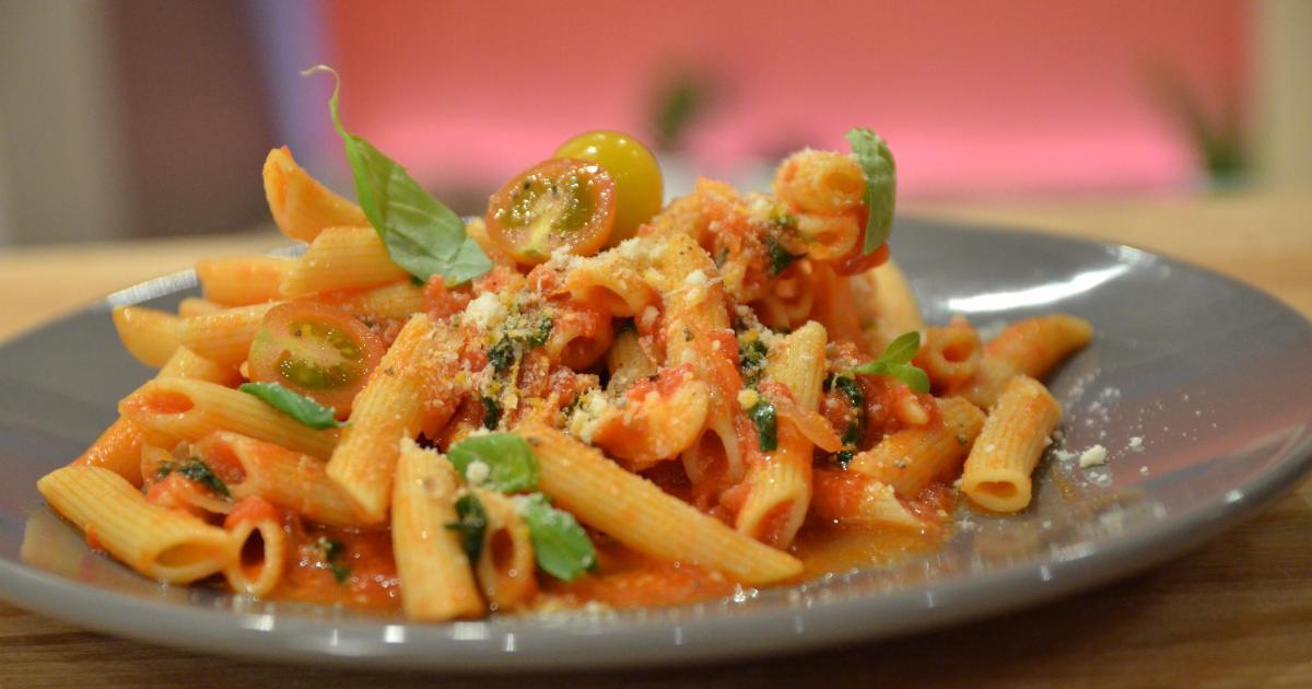 recette p 226 tes 224 la sauce tomate en vid 233 o