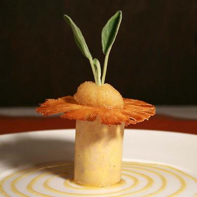 recette foie gras mi cuit pulpe dananas parfum e la. Black Bedroom Furniture Sets. Home Design Ideas