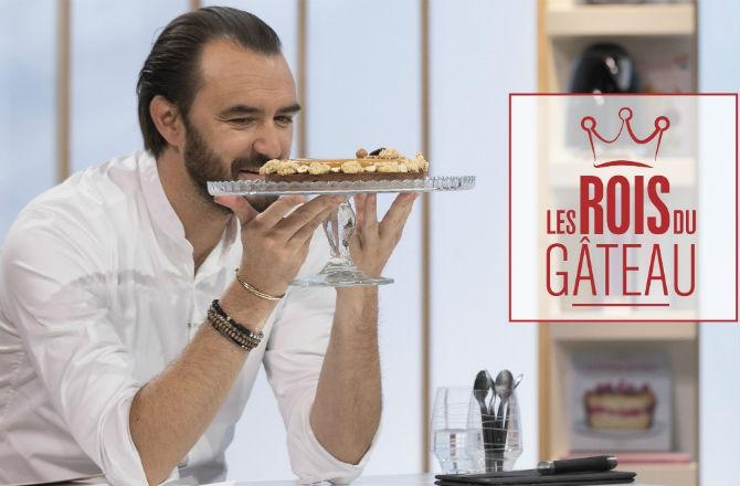 Les rois du g teau le nouveau concours de cyril lignac - Cuisine tv recettes 24 minutes chrono ...