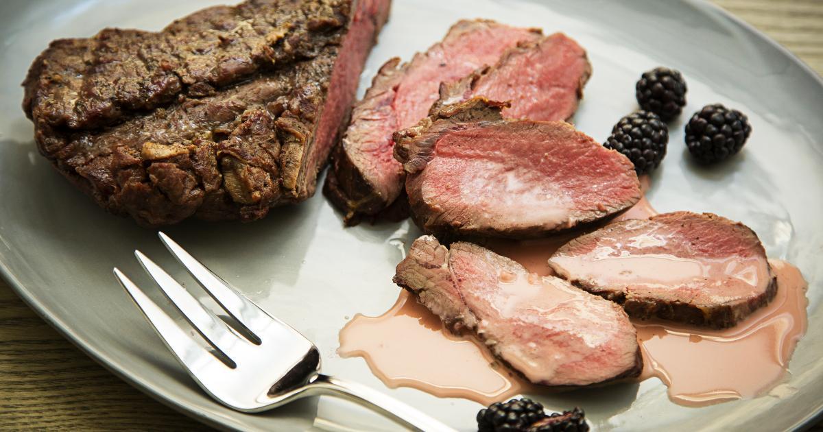 Recettes pour cuisiner le filet mignon de sanglier les recettes les mieux not es - Comment cuisiner le sanglier ...
