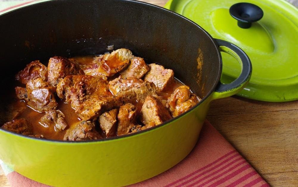 Recette saut de veau au paprika 750g - Cuisiner tendron de veau ...