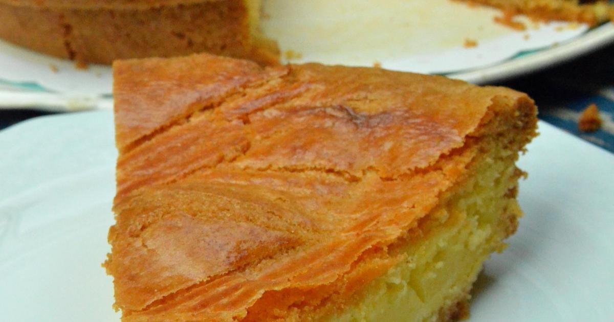 Recette Gâteau Basque Traditionnel 750g