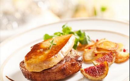 Recette foie gras po l sur tournedos 750g - Cuisiner le foie de boeuf ...