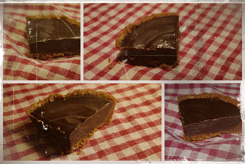 Recette tarte au chocolat sans cuisson 750g - Tarte poire chocolat sans oeuf ...