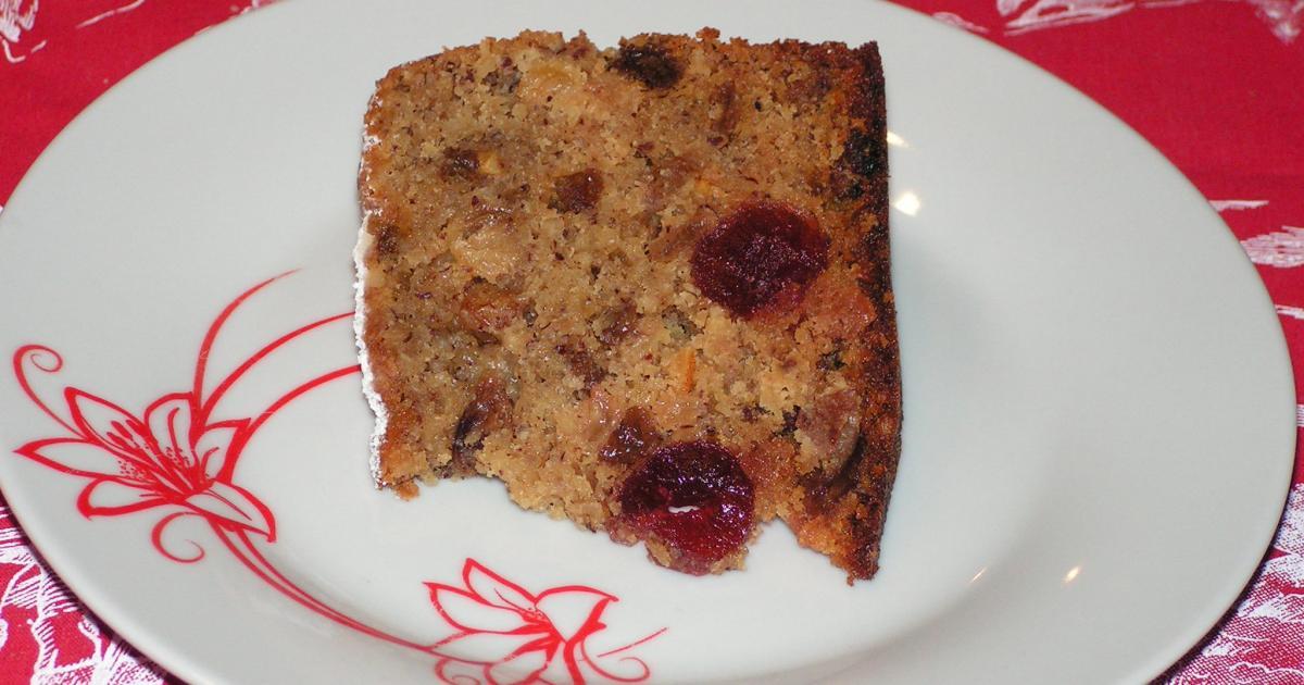 Recette Du Chrismas Cake