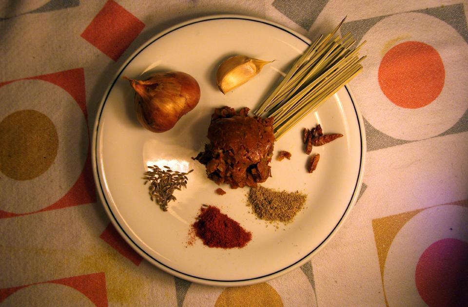 recettes de p te de curry rouge les recettes les mieux not es. Black Bedroom Furniture Sets. Home Design Ideas