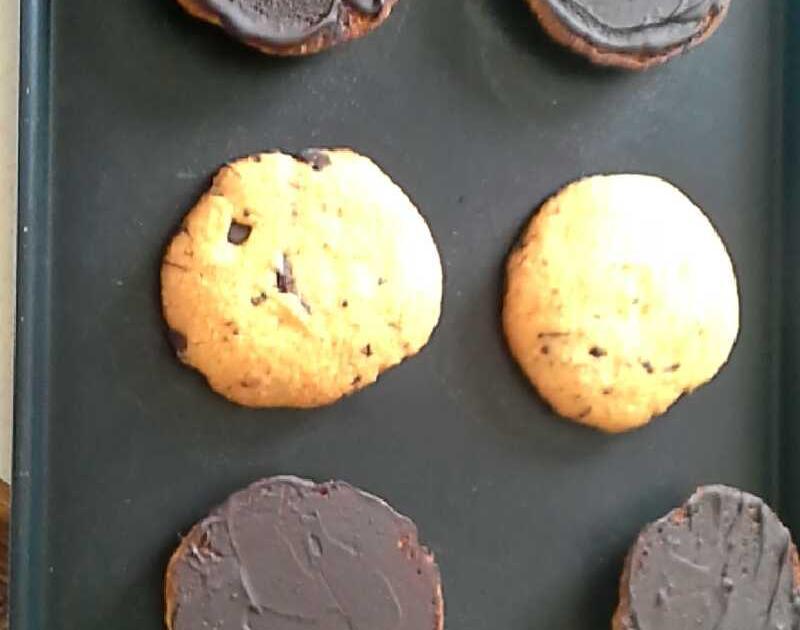 Recette Cookies Au Chocolat Et A La Poudre D Amande 750g