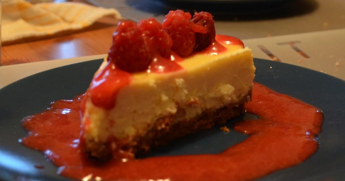 Recettes de cheesecake aux fruits rouges | Les recettes ...