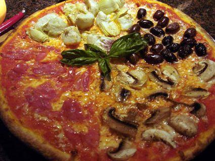 recette p te pizza italienne maison 750g. Black Bedroom Furniture Sets. Home Design Ideas