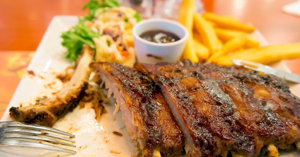 Recettes de travers de porc la moutarde les recettes les mieux not es - Cuisiner travers de porc ...