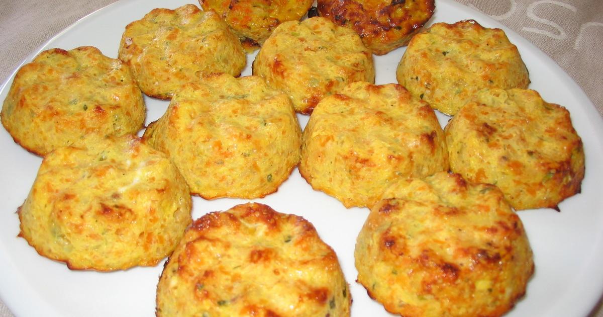 Recettes de flan de courgettes et carottes les recettes les mieux not es - Recette flan de courgette thermomix ...
