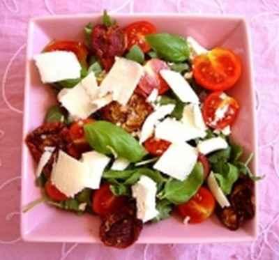 Recette salade fra cheur l 39 italienne 750g - Recette cuisine italienne gastronomique ...