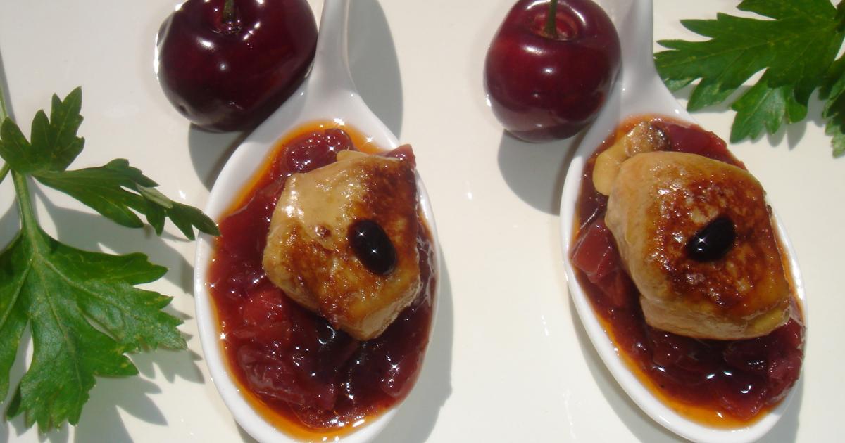 Recettes pour un ap ritif raffin les recettes les mieux for Chutney de pommes pour foie gras