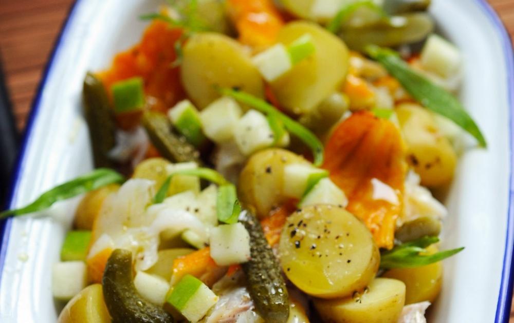 recettes de salade de haddock les recettes les mieux not es. Black Bedroom Furniture Sets. Home Design Ideas
