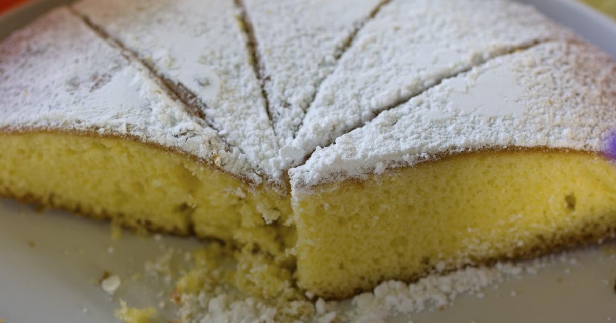 recette - gâteau au yaourt, fleur d'oranger et miel   750g