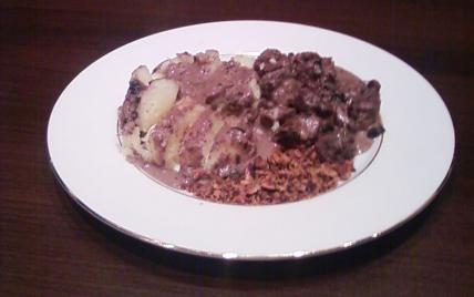 Recettes de cuissot de chevreuil aux c pes les recettes - Cuisiner gigot de chevreuil ...
