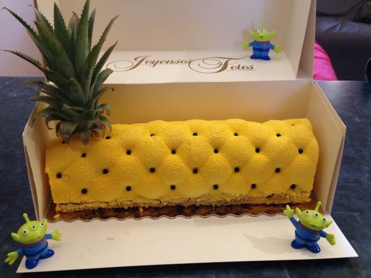 Cake Pommes Kiwi Thermimix