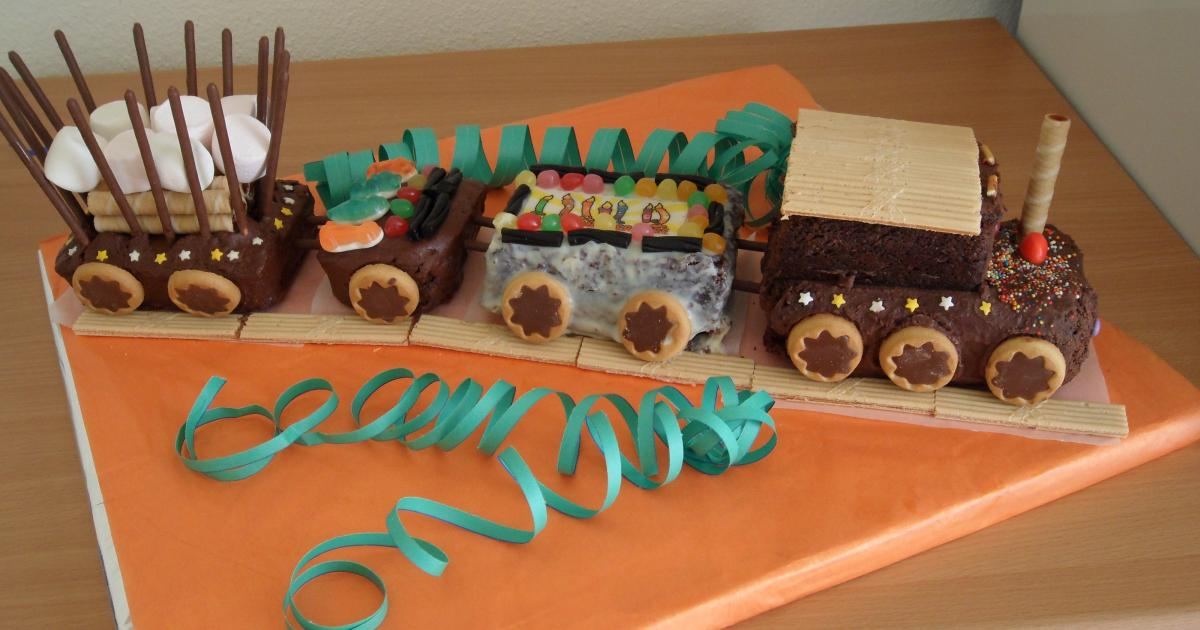 Recette Cake Au Chocolat Attention Au D 233 Part Du Train