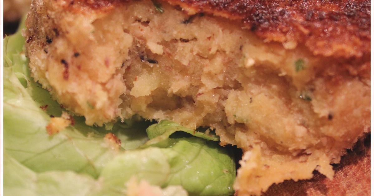 grosse galette de pomme de terre