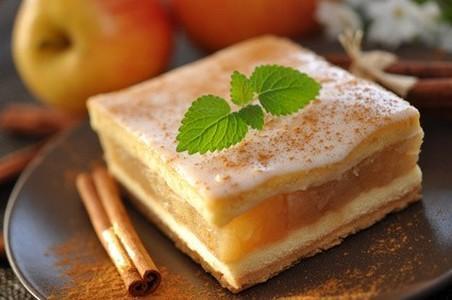 Recette Cake Pommes Noix Cannelle