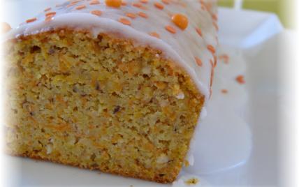Recette gateau carrot cake
