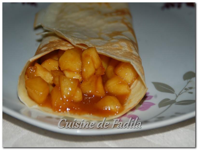 Recette Cr 234 Pes Aux Pommes Et Caramel Beurre Sal 233 750g