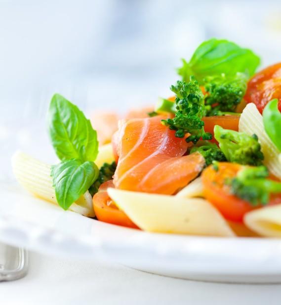 recette salade de p tes au saumon 750g. Black Bedroom Furniture Sets. Home Design Ideas