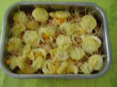 Recette plat hongrois ou rakott krumpli 750g for Petit plat facile a cuisiner