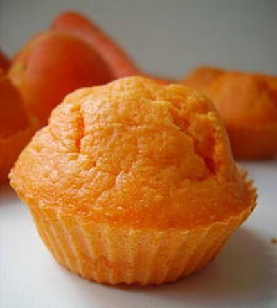 Recette muffins abricot et carotte 750g - Cuisiner fanes de carottes ...