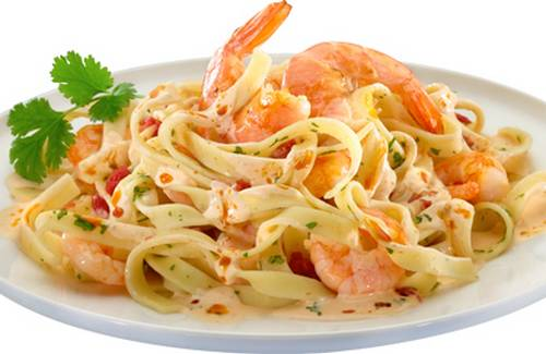 recette tagliatelles et crevettes g antes au philadelphia 750g. Black Bedroom Furniture Sets. Home Design Ideas