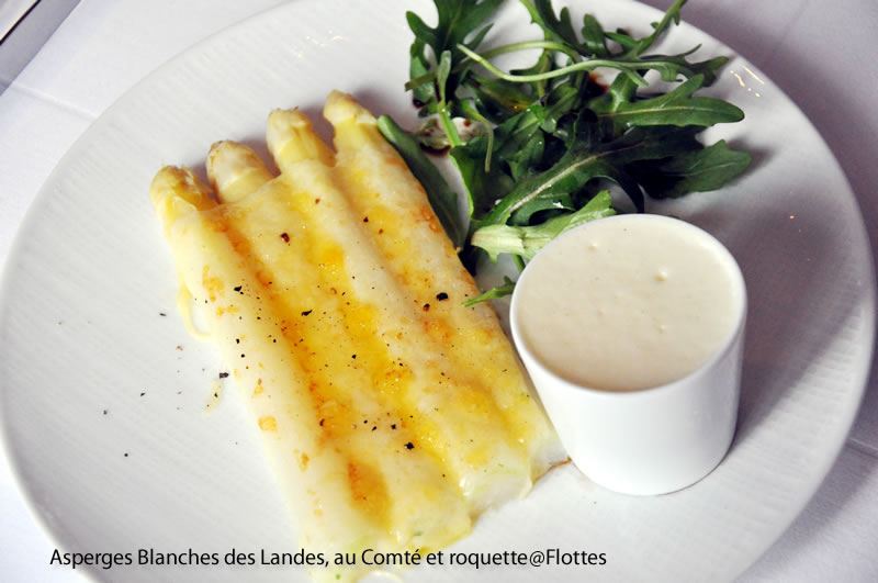 recette asperges blanches des landes au comt et roquette 750g. Black Bedroom Furniture Sets. Home Design Ideas